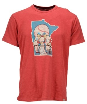 '47 Men's Minnesota Twins Scrum T-Shirt