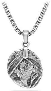 David Yurman Sterling Silver Shipwreck Pendant
