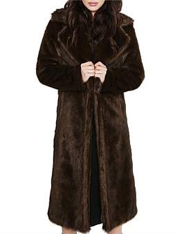 M·A·C UNREAL FUR The Long Mac Coat