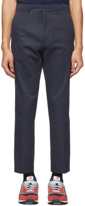 Harmony Navy Patrizio Trousers