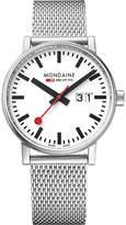 Mondaine MSE-40210-SM evo2 Big stainless steel watch