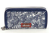 Sakroots Artist Circle Double-Zip Wallet