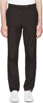 Rag & Bone Black Corbet Trousers