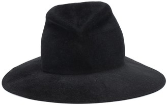 Lola Hats Exclusive to Mytheresa Saddled Up felt hat