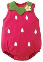 Bodysuit Clothes, Flank Lovely Newborn Infant Baby Romper Jumpsuit
