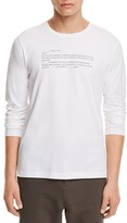 Public School Mairo Water Long Sleeve Tee