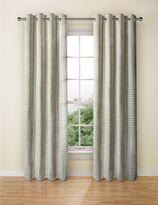 Marks and Spencer Velvet Oval Curtain