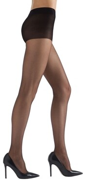 Natori Women's Crystal Sheer Control Top Pantyhose Hosiery
