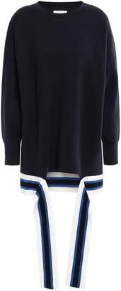 Sandro Pampa Stretch-knit Sweater