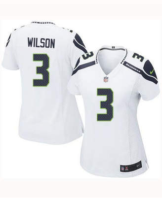 Nike Women Russell Wilson Seattle Seahawks Game Jersey
