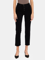 AG Jeans Isabelle Button Up High Rise Skinny Jeans