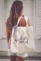 Etsy Bridesmaid Tote Bags, Personalized Bridesmaid Totes, Bride Tote Bag, Bridal Party Totes, Bridesmaid