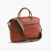 J.Crew Leather briefcase