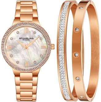 Stuhrling Original Women's Symphony Watch & Bracelets