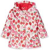 Hatley Girl's Strawberry Sundae Raincoat