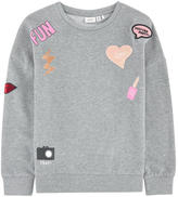 Name It Sweatshirt with patches