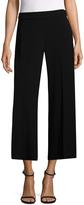 Rebecca Taylor Women's Cropped Crepe Pants