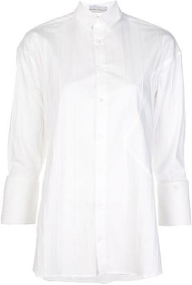 Palmer Harding Wide Cuff Button Down Shirt