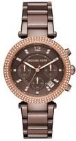 MICHAEL Michael Kors Women's 'Parker' Chronograph Bracelet Watch, 39Mm