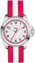 S'Oliver Girls' Watch SO-3402-LQ
