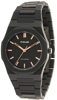 D1 Milano Polycarbon Dawn Light 40.5mm watch