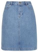 A.P.C. High Standard Denim Skirt