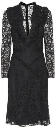 Altuzarra Cotton-blend lace dress