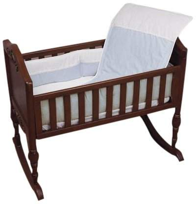 Baby Doll Bedding Kingdom Port-a-Crib Bedding Set