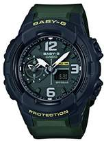 Casio Women's Baby-G Analogue/Digital Quartz Watch with Resin Strap BGA-230-1BER