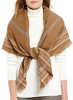 Lauren Ralph Lauren Ancient Tartan Blanket Wrap