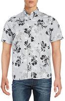 Howe Floral Sportshirt