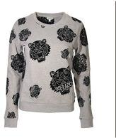 Kenzo Grey Tigers Sweater