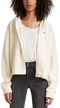 Levi's Fleece Zip-Up Hoodie