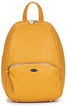 David Jones CABECE women's Backpack in Orange