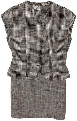 Ungaro Multicolour Wool Dress for Women Vintage