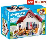Playmobil 6865 City Life School House
