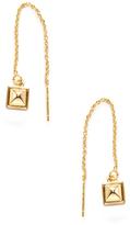 Rebecca Minkoff Pyramid Linear Earring