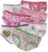 Hello Kitty 7-pk. Hipsters - Girls
