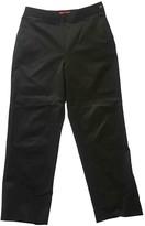 Vivienne Westwood Black Cloth Trousers