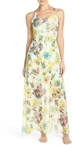 Maaji Strappy Cover-Up Maxi Dress
