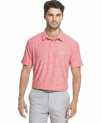 Izod Men's Golf Short Sleeve Polo
