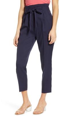 Lulus Paperbag Waist Pants