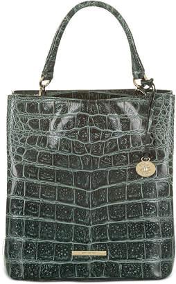 Brahmin Obsidian Veil Amelia Bucket Bag
