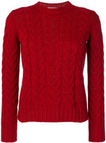 Max Mara classic knitted sweater