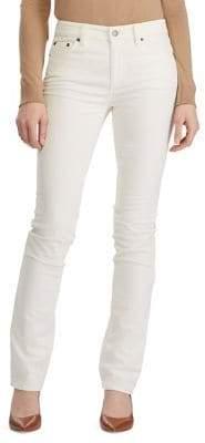 Lauren Ralph Lauren Petite Premier Straight-Fit Corduroy Jeans