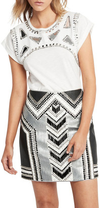 Sass & Bide Contained Electricity Tee