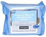 Neutrogena Neut Mu Remover Twlette R Size 25ct Neut Mu Remover Twlette Ref 25ct (Pack of 3)