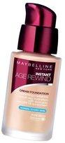 Maybelline Instant Age Rewind Cream Foundation - Sandy (1 oz.)