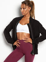 Victoria Sport French Terry Bomber Jacket