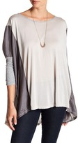 Johnny Was Long Dolman Sleeve Tee